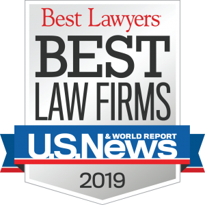 Best Lawyers Best Law Firms US NEWS & WORLD REPORT 2019